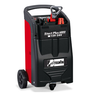 BOOSTER Démarreur START PLUS 6800 12-24V telwin sans batteries