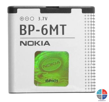 Batterie NOKIA Origine BP-6MT 3.7V 1050mah