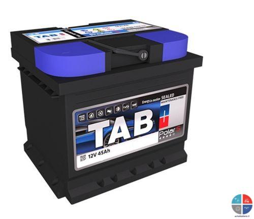 batterie auto lb1 12v 50ah 420a tab polar s b18 batterie de d marrage auto voiture vl. Black Bedroom Furniture Sets. Home Design Ideas
