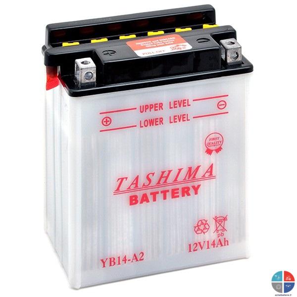 batterie moto neuve dechargee