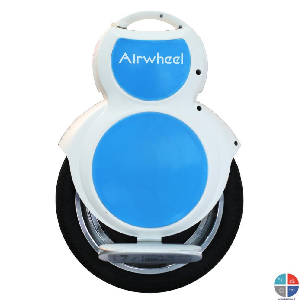 gyropode mono roue q6 airwheel bleu. Black Bedroom Furniture Sets. Home Design Ideas