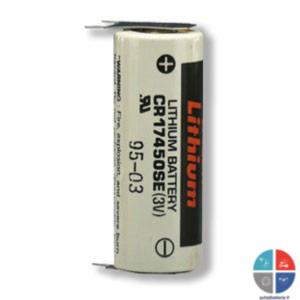 PILE LITHIUM INDUS CR17450SE-FT1 3V 2.5ah 3PH