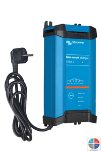 Chargeur VICTRON 24v 16A 3 sorties BLUESMART IP22