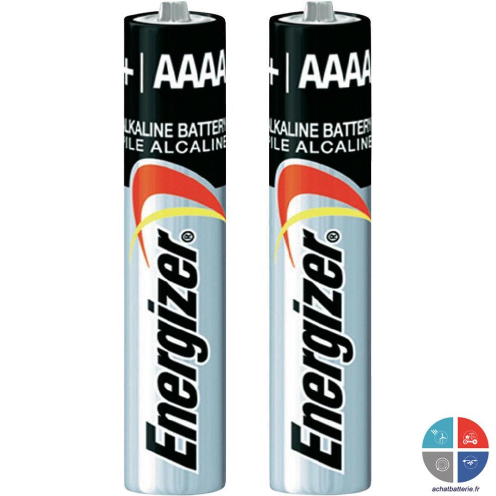 Pile energizer aaaa e96 lr61 1 5v x2 - Pile 1 5v ...