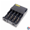 Chargeur Lithium x4 accus Nitecore Intelli Charger i4