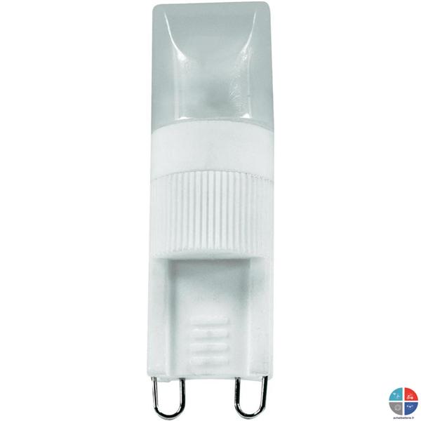 Ampoule g9 1 led cob 230 vac 110 lumens for Ampoule led g9 castorama