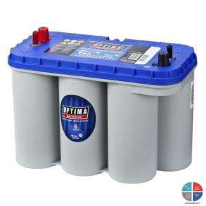 BATTERIE OPTIMA BT DC 5.5 G75ah/975A