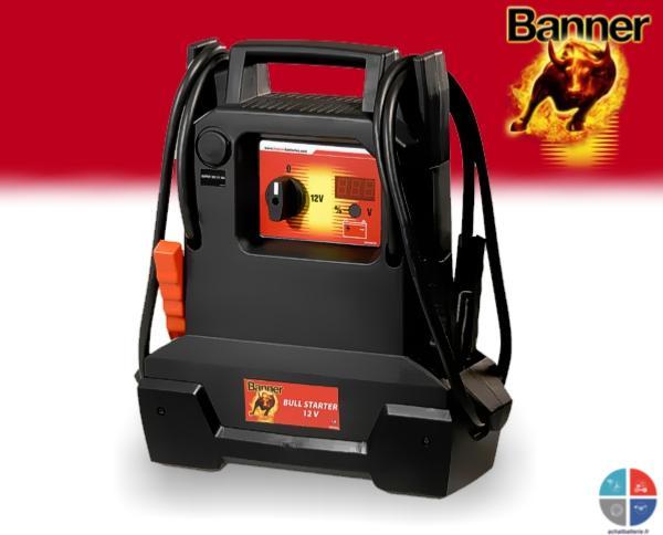 booster banner bull starter 12v 1600a. Black Bedroom Furniture Sets. Home Design Ideas