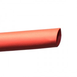 Gaine Thermo 9/4.5 rouge le Metre