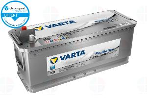 Batterie PL/Agri K8 12V 140ah/800A VARTA ProMotive Super Heavy Duty