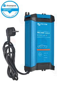 Chargeur VICTRON 12v 15A 1 sortie BLUESMART IP22