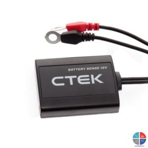 CTEK Battery Sense dongle Bluetooth tension batterie sur Smartphone
