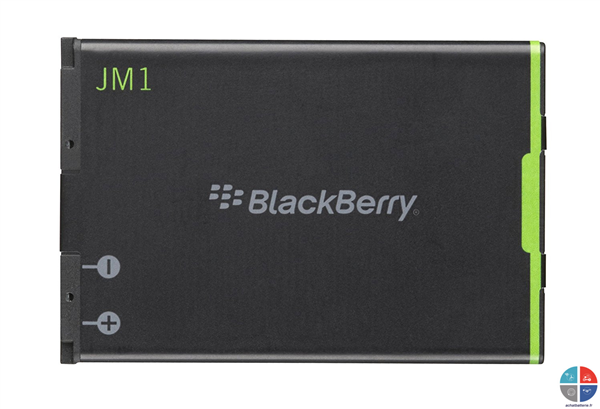 Batterie Blackberry Origine JM1 9860 9850 9900/9930 3.7V 1230mah